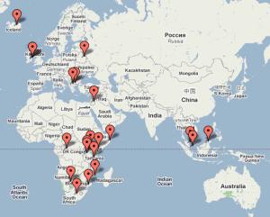 google-language-map