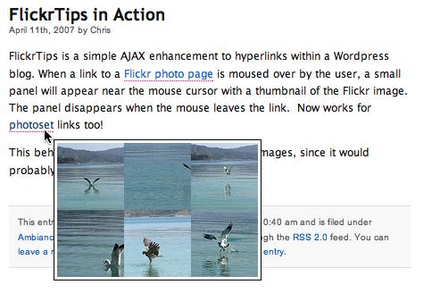 FlickrTips