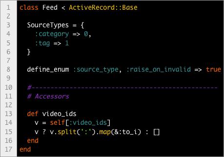 code clolor