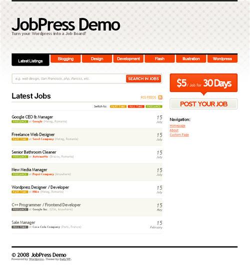 jobpress-theme
