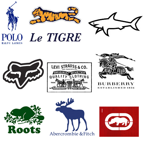 Animal Logos Clothing Brands
