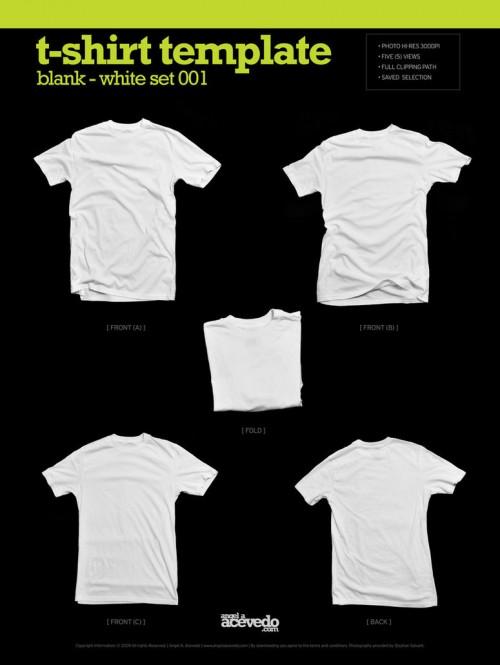 Blank T_Shirt