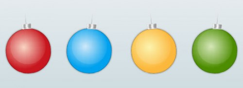 50 css3 tutorials every designer should see - Animated Christmas Decorations