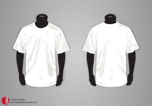 T_shirt Template