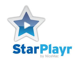 StarPlayr Logo