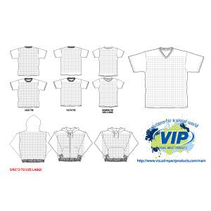 VIP TShirt amp Hood Templates