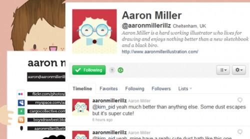 twitter background