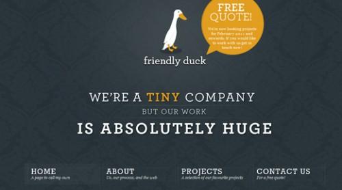 friendly-duck