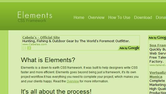 CSS Frameworks