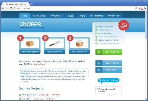 thechoppr