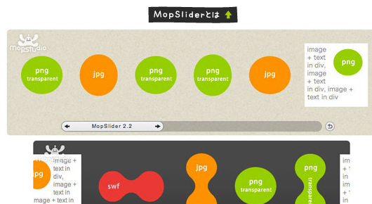 9 Examples of jQuery Javascript Slideshows and Plugins