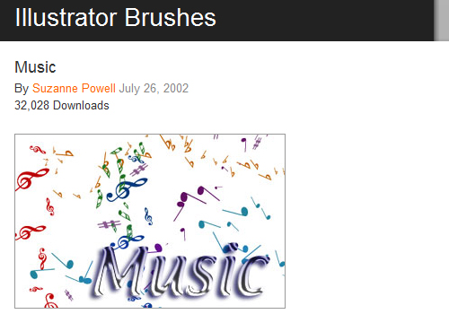 Illustrator Brushes