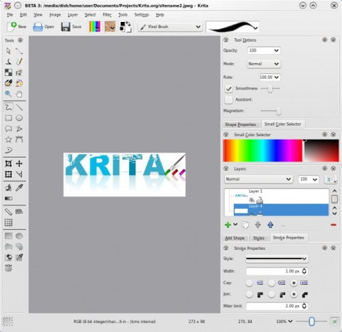 open source alternatives to photoshop