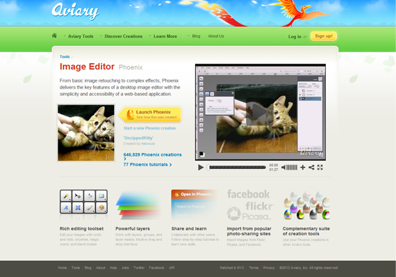 images tools