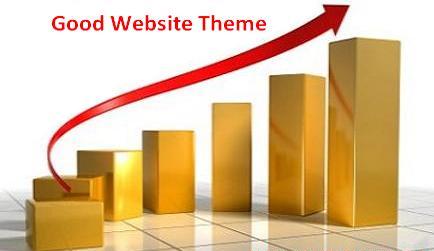 good website theme