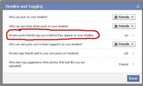 Timeline & Tagging at Facebook