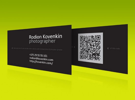 5 ways to make your business card stand out this is a surefire way to make your card stand out from others qr codes are immediately recognizable and they typically arent included on business cards colourmoves