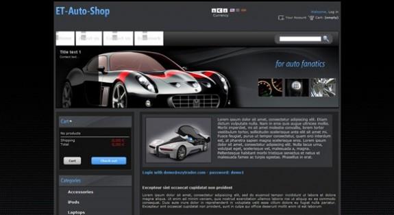 ET Auto Shop