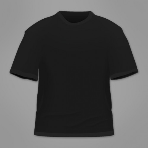 Free-Blank-T-Shirt-Template-500x500