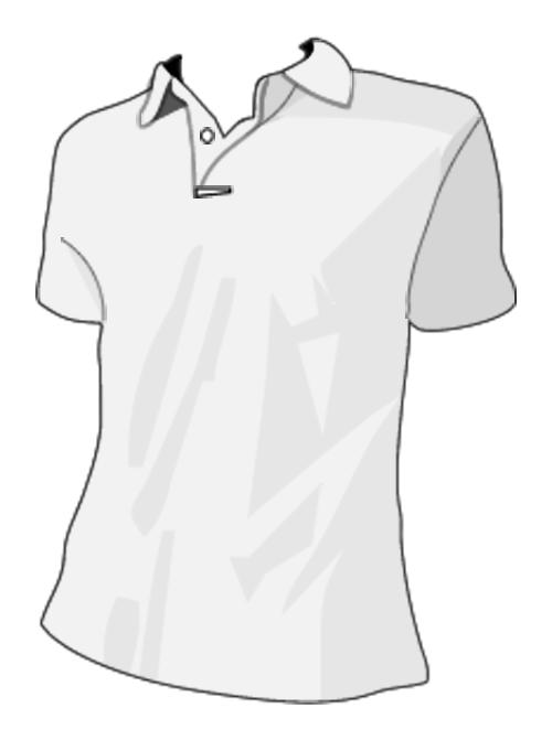 Tshirt 2 3 skyje for Collar shirt design template