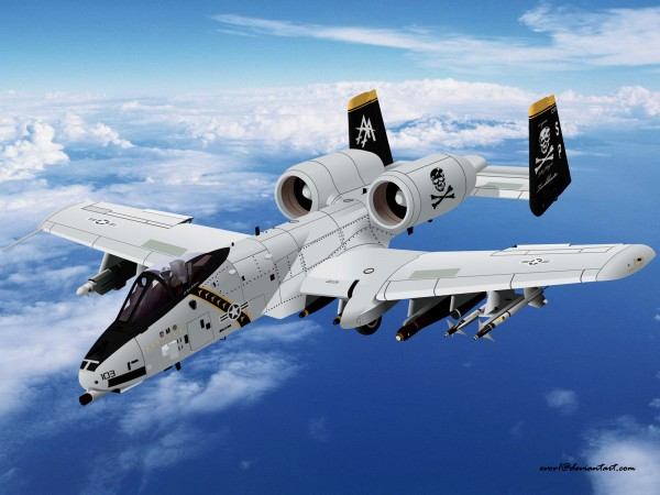Air Force Plane Wallpaper