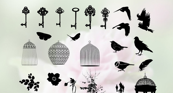 bird-shapes