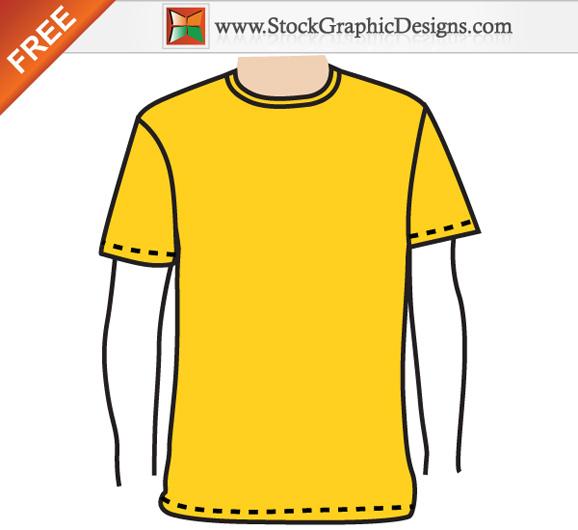 blank-t-shirt-template
