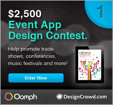 Event App Design