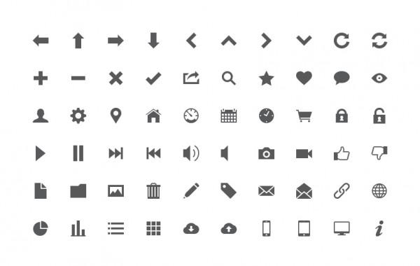 free ui icons - Free Resume Icons