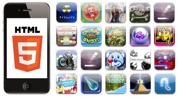 Mobile Games HTML5
