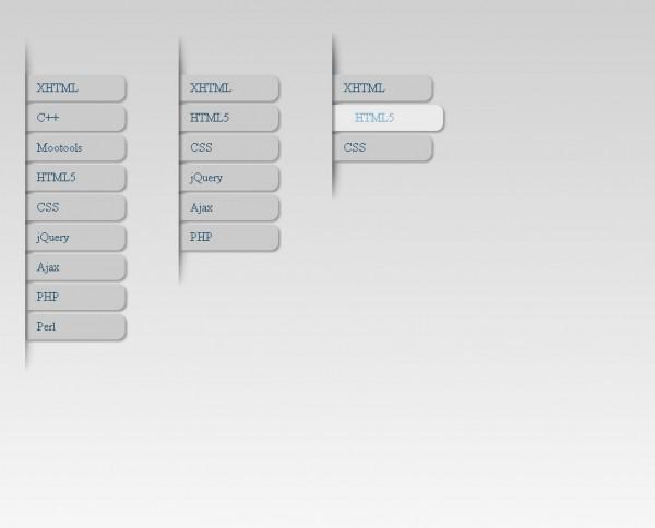Tab Menus Without Javascript