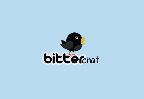 Twitter Inspired Logo 02