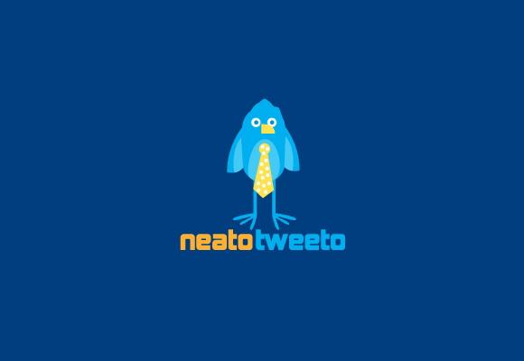 Twitter Inspired Logo 06