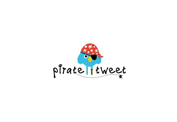 Twitter Inspired Logo 09