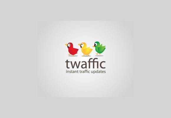 Twitter Inspired Logo 12