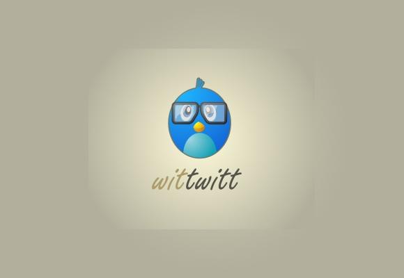 Twitter Inspired Logo 14