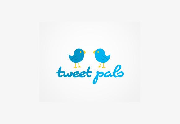 Twitter Inspired Logo 18