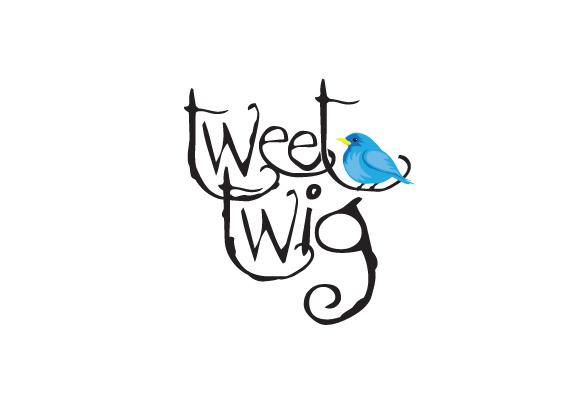 Twitter Inspired Logo 21