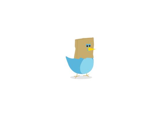 Twitter Inspired Logo 25
