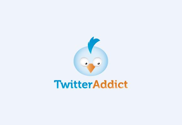 Twitter Inspired Logo 26