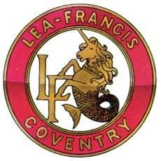 lea francis logo