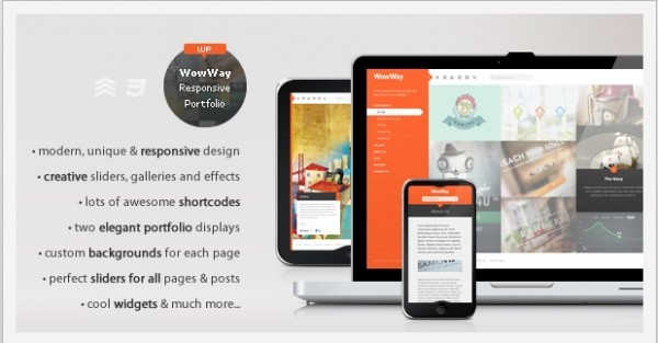 WowWay- Interactive and Responsive