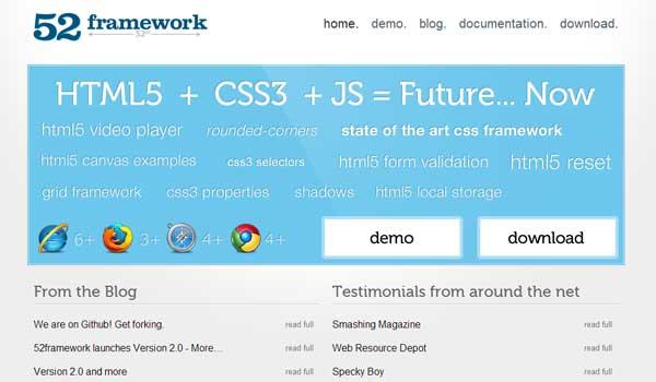 1-52-framework