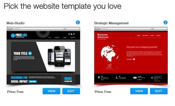 Wix review build a website for free for Wix templates for wordpress