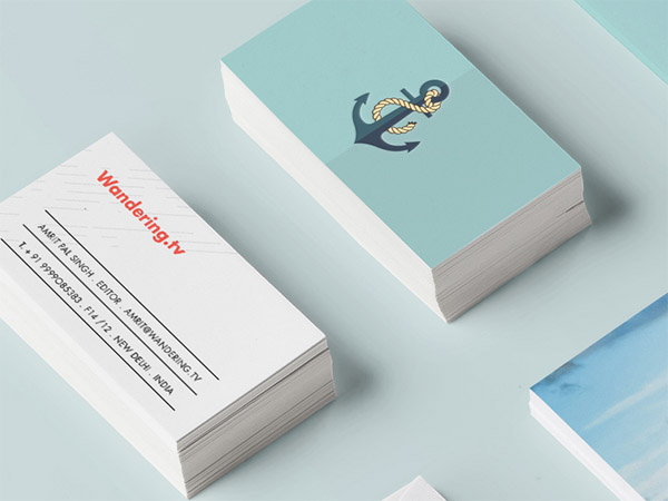 stunning inspiring business card designs
