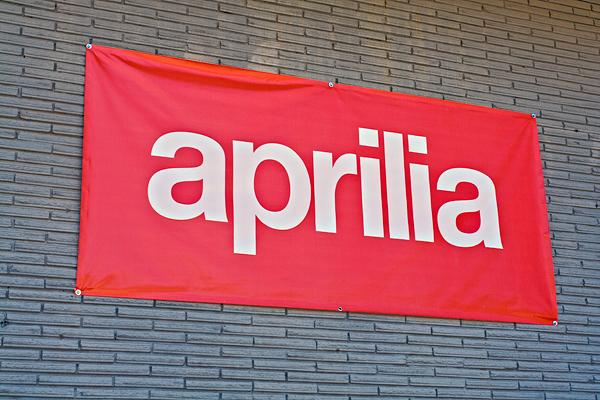 aprilia banner