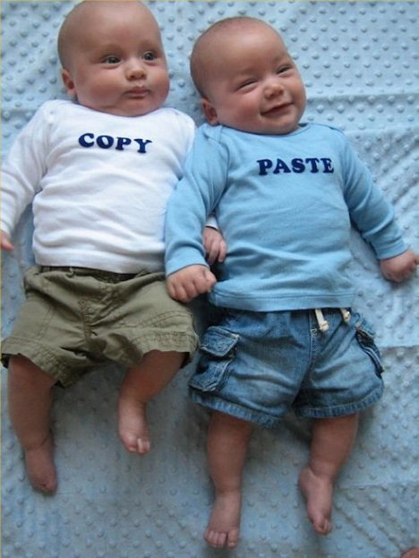 copy-and-paste-babies