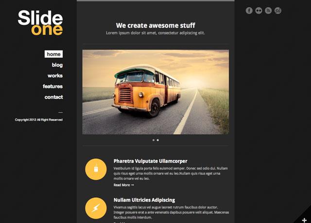slide-one-wordpress-theme