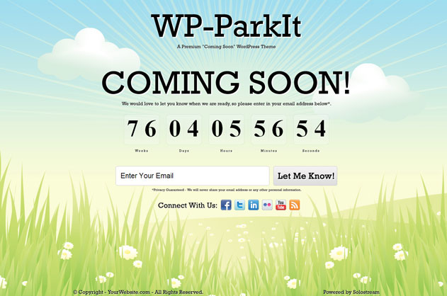 WP-ParkIt-premium-coming-soon-wordpress-theme