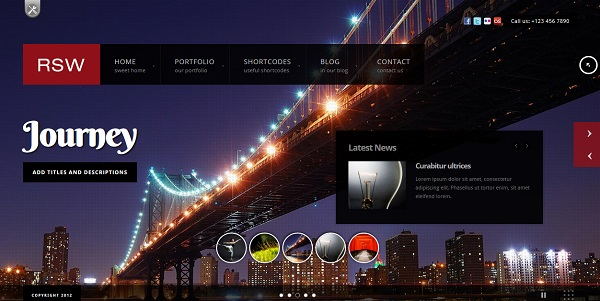 rsw wordpress theme